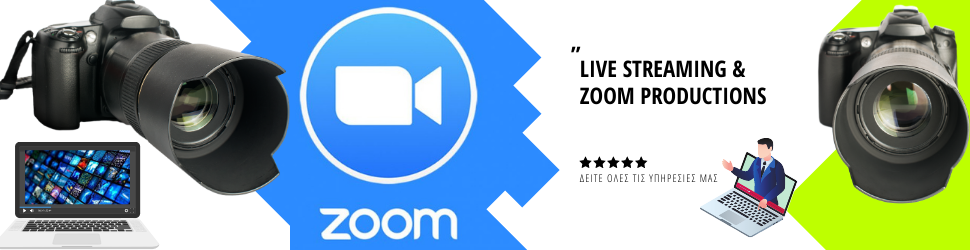 live streaming & zoom productions